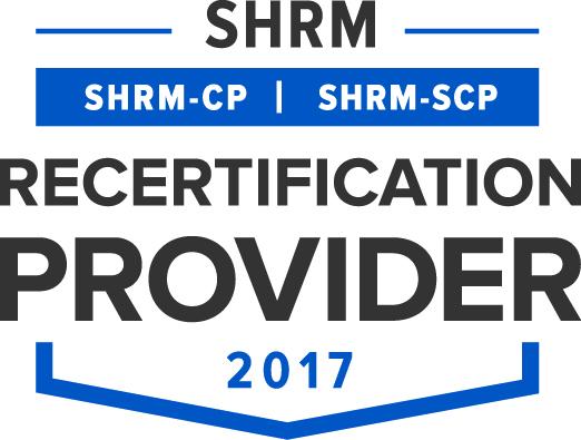 2016 SHRM Recertification Provider